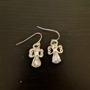 Angel Dangly Earrings